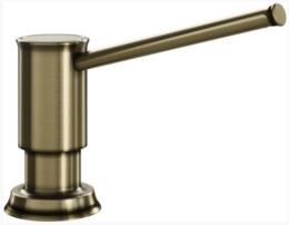 Кухонный дозатор BLANCO - LIVIA дозатор жидкого моющего средства полированная латунь (521292)