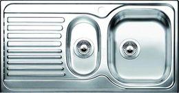 Кухонная мойка BLANCO - TIPO 6 S Basic нерж сталь матовая (512303)