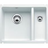 Кухонная мойка BLANCO - SUBLINE 350-150-U керамика глянцевый белый (514522)