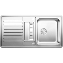 Кухонная мойка BLANCO - CLASSIC PRO 5 S-IF нержсталь зеркполировка (523663)