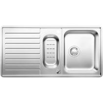 Кухонная мойка BLANCO - CLASSIC PRO 6 S-IF нержсталь зеркполировка (523665)