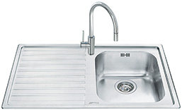 Кухонная мойка SMEG - LM861S (в наличии) ID:SM011572