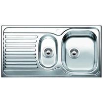 Кухонная мойка BLANCO - TIPO 6 S нерж сталь матовая (511929)