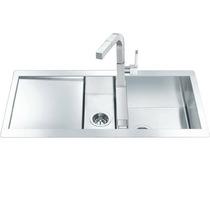 Кухонная мойка SMEG - LQR100F-2