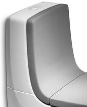 Спинка к сиденью унитаза - ROCA - 780165AF2T KHROMA