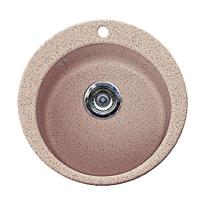 Мойка GRAND-STONE - GS 05 311 светло-розовый (в наличии) ID:GS014234