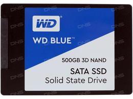 Жесткий диск SSD WESTER DIGITAL -  WDS500G2B0A