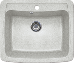Кухонная мойка GRAN-STONE - GS 03 310 серый