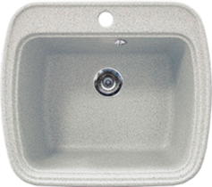 Кухонная мойка GRAN-STONE - GS 11 310 серый