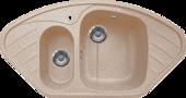 Кухонная мойка GRAN-STONE - GS 14 302 песочный
