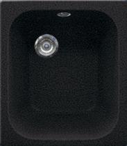 Кухонная мойка GRAN-STONE - GS 17 308 черный