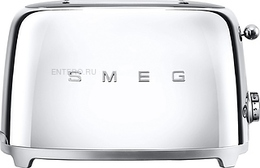 Тостер хром Smeg - TSF02SSEU (доставка 4-6 недель) ID:SM014033