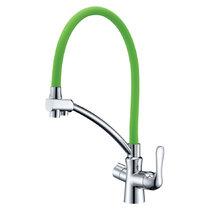 Кухонный смеситель - LeMark - LM3070C-Green Комфорт