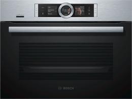 Духовой шкаф с паром BOSCH - CSG656RS7