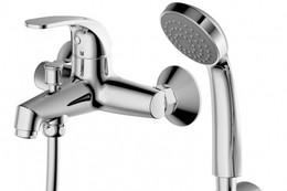Смеситель для душа и ванны - BRAVAT - F6135188CP-B-RUS