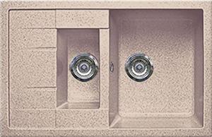 Кухонная мойка GRAN-STONE - GS 21K 302 песочный