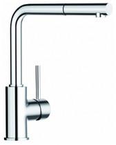 Кухонный смеситель BLANCO - MILA-S хром (524214)