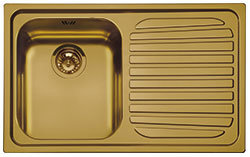 Кухонная мойка SMEG - SP791DOT