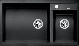 Кухонная мойка BLANCO - METRA 9 темная скала (518886)