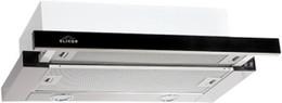 Вытяжка ELIKOR - Интегра GLASS 60Н-400-В2Д нерж/стекло черное