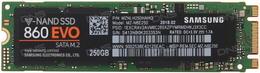 Жесткий диск SSD M.2 SAMSUNG -  MZ-N6E250BW