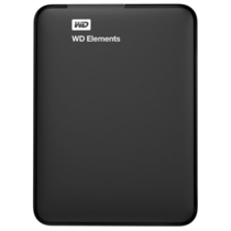 Жесткий диск WD Elements Portable - WDBMTM0020BBK-EEUE
