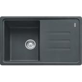 Кухонная мойка FRANKE - Malta BSG 611-78  стоп-в  оникс (114.0391.210)