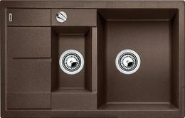 Кухонная мойка BLANCO - Metra 6 S compact - кофе (515044)