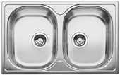 Кухонная мойка BLANCO - Tipo 8 compact matt (513459)
