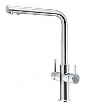 Кухонный смеситель FRANKE - Neptune Clear Water с фильтрацией хром (115.0370.689)