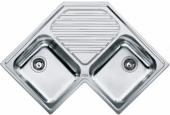 Кухонная мойка FRANKE - PNX 621-E Inox