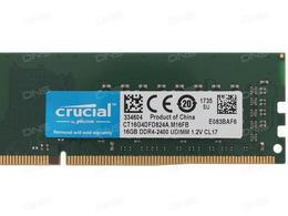 Оперативная память CRUCUAL - CT16G4DFD824A