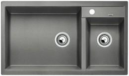 Кухонная мойка BLANCO - METRA 9 алюметаллик (513268)