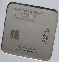Процессор AMD - Athlon 240GE