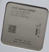 Процессор AMD - Athlon 240GE