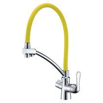 Кухонный смеситель - LeMark - LM3070C-Yellow Комфорт
