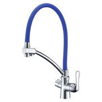Кухонный смеситель - LeMark - LM3070C-Blue Комфорт