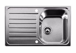 Кухонная мойка BLANCO - LANTOS 45S-IF Compact нерж сталь (519059)