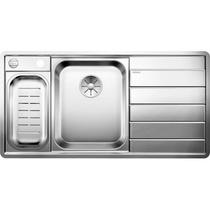 Кухонная мойка BLANCO - AXIS III 6S-IF нержсталь зеркальная полировка (522105)