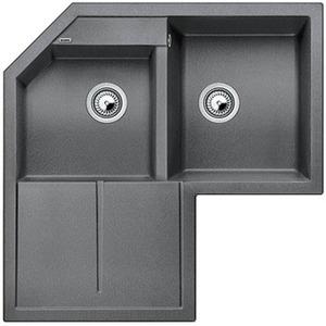 Кухонная мойка BLANCO - Metra 9 E антрацит (515576)