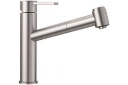 Кухонный смеситель BLANCO - AMBIS-S нержавеющая сталь полированная (523119)