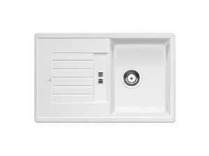Кухонная мойка BLANCO - Zia 45 S - белый (514726)