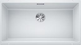 Гранитная кухонная мойка BLANCO - Subline 800-U белый (523145) (в наличии) ID:NL016244