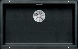 Гранитная кухонная мойка BLANCO - Subline 800-U антрацит (523141) (в наличии) ID:NL016243
