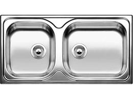 Кухонная мойка BLANCO - TIPO XL 9 нерж сталь полированная (511926)