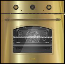 Духовой шкаф DAUSCHER - BO6-GOLD