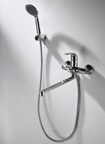 Смеситель для ванны и душа - BRAVAT - F6135193CP-LB RUS SIMPLE