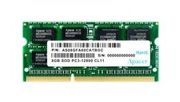 Оперативная память APACER - SO-DIMM 8Gb DDR3 PC12800/1600Mhz