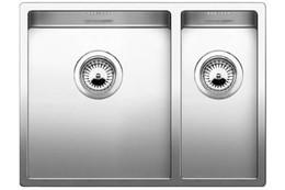 Кухонная мойка BLANCO - CLARON 340-180-U нержсталь зеркальная полировка (521609)