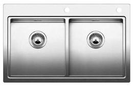 Кухонная мойка BLANCO - CLARON 400-400-IF нержсталь зеркальная полировка (521617)